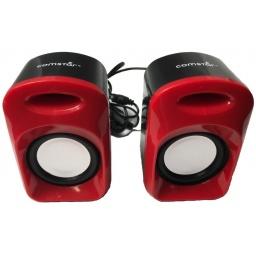 Parlante Comstar Sp22 USB Rojo