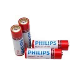 Pilas Alcalinas PHILIPS Power Life 1.5V AAA Blister X4 Unidades