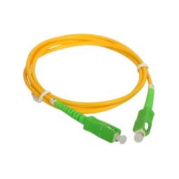 Cable Red Patchcord de Fibra Optica 15 Metros