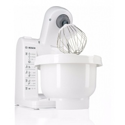 Robot de Cocina Multiprocesadora BOSCH MUM4405 Blanco 500W
