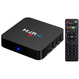 TV Box MXR TX6-4K Pro 4K Android 9 Quad Core 4GB 32GB HDMI WiFi