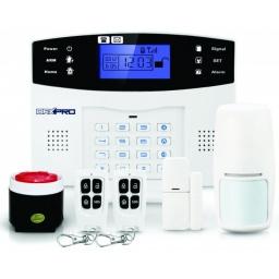 Alarma OFX-Pro P700AL Inalambrica GSM 3g 99 zonas inalámbricas