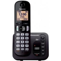 Telefono Inalambrico Panasonic KX-TGC220 con Contestador e Identificador de llamadas