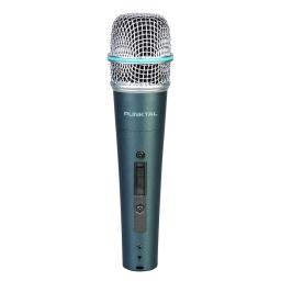 Micrófono Metálico Punktal PK-MIC4319 Karaoke