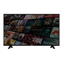 Smart TV LED Enxuta LEDENX40S2K 40'' Full HD WiFi Netflix Youtube Apps Android