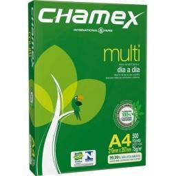 Papel Chamex A4 75g Resma x500 Hojas