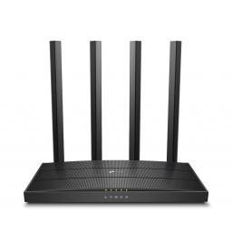 Router TP-Link Wireless Gigabit ARCHER C80 AC1900 MU-MIMO Doble Banda 1300Mbps 4 Antenas