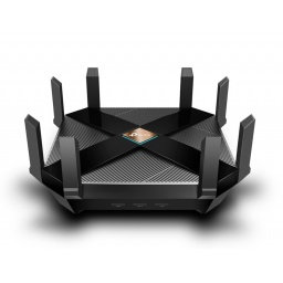 Router TP-Link Archer AX6000 MU-MIMO OFDMA WiFi 6 Procesador Quad-Core Doble Banda 8 Antenas