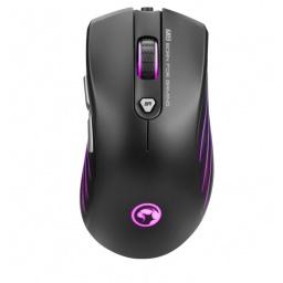 Mouse Gamer Marvo Scorpion G813 RGB Retroiluminado 7200dpi 7 Botones Programables