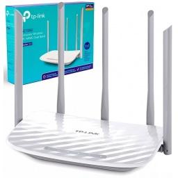 Router TP-Link Wireless ARCHER C60 Doble Banda WiFi 5 Antenas