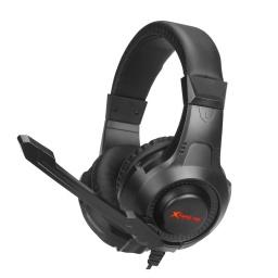 Auricular Headset Gamer Xtrike Me HP-311 con Microfono Luz y Control en cable