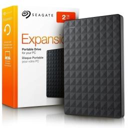 "Disco Duro Externo Seagate Expansion 2.5"" 2TB USB 3.0"