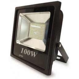 Foco Reflector LED Liper 100W Interior / Exterior IP65 220V - Luz Fria