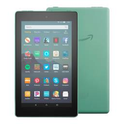 Tablet Amazon Fire 7 (2019) 7'' ips Quad Core 1GB16GB - Sage Green