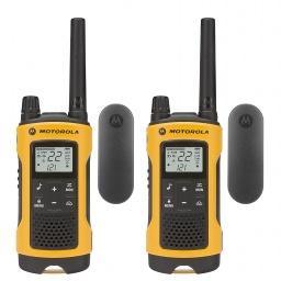 Handy Walkie Talkie Motorola TalkAbout T402 2 Vías 56 Km Resistente lluvia nieve y otras