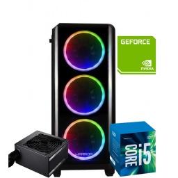 PC Computadora Gamer Warrior Core i5-2400 12GB RAM 240GB SSD + Tarjeta de Video GT1030 2GB DDR5