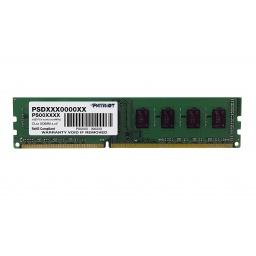 Memoria RAM DDR3 8GB 1600 MHz Patriot PSD38G16002 Nueva