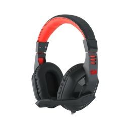 Auriculares USB Redragon ARES H120 Gamer Mayor Nivel de Aislamiento - Negro