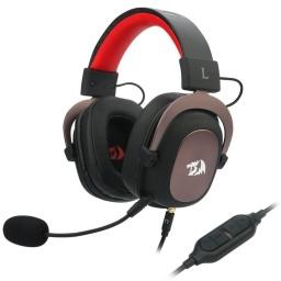 Auriculares Redragon Zeus H510 Gamer Alta Calidad de Sonido 7.1 PC PS4 - Negro