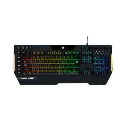 Teclado Retroiluminado Gamer RGB Meetion MT-K9420 Chroma PC PS4