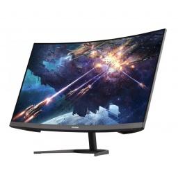 Monitor LED MVA Gamer Curvo ViewSonic VX2768-PC-MHD 27'' Full HD HDMI 165Hz FreeSync Premium