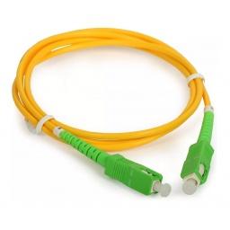 Cable Red Patchcord de Fibra Optica 3 Metros