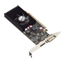 Tarjeta de Video Afox GT1030 2GB DDR5 128-bits PCI Express C/Bajo Perfil