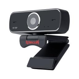 Camara Web HD Redragon Fobos GW600 Alta Definición USB Ideal Streamer, Gamer