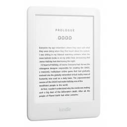 Lector de Libros Digital Amazon Kindle Tactil 6'' 8 GB Waterproof WiFi - Blanco