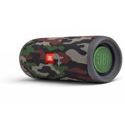 Parlante Portatil Bluetooth JBL Flip 5 Waterproof Bateria 12Hs - Camuflado