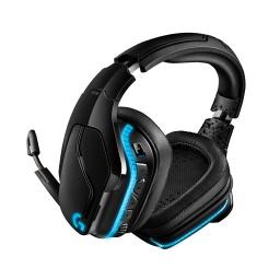 Auricular Inalambrico Gamer Profesional Logitech G935 Con Microfono Sonido Envolvente 7.1 PC Y Mac