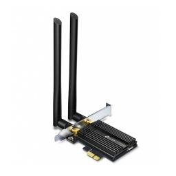 Adaptador PCIe TP-Link Archer TX50E AX3000 Wi-Fi 6 Dual Band Gamer Y Bluetooth 5.0