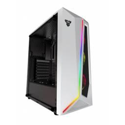 Gabinete Gamer Fantech CG71 PULSE RGB Lateral de Vidrio Templado (Sin Fuente) - Space Edition