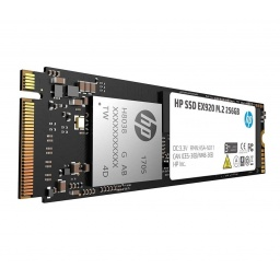 Disco Solido SSD M2 HP EX920 PCIe 3.1 256 GB 2YY45AA#ABL Interno