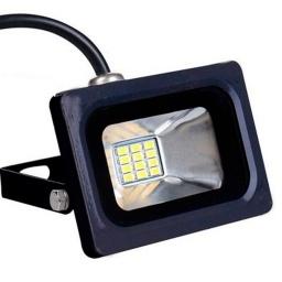 Foco LED 20W Exterior IP65 220V - Luz Cálida