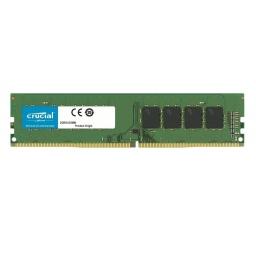 Memoria RAM DDR4 8GB Crucial 2666Mhz Udimm PC4-21300