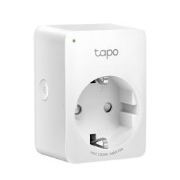 Enchufe Inteligente Smart Wifi TP-Link Tapo P100 Controla los Dispositivos por Voz y App y Ahorra energía