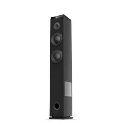 Home Theater Torre de Sonido 2.1 Bluetooth Energy Sistem Tower 5 G2 Radio MP3 USB MicroSD TWS - Negro