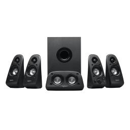 Parlantes Home 5.1 Logitech Surround Z506 Sonido Envolvente 75w RMS Alta Potencia