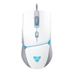 Mouse Gamer Fantech VX7 6 Botones Led 4 Colores - Space Edition (Blanco)