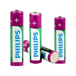 Pila Recargable Philips AAA 950mah Blister x4 Pilas