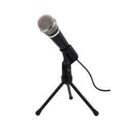 Microfono Trust Starzz Omnidireccional con Tripode Cable 2.5M de 3.5mm