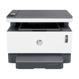 Impresora Multifuncion Laser HP Neverstop 1200nw Toner Monocromatica con WiFi