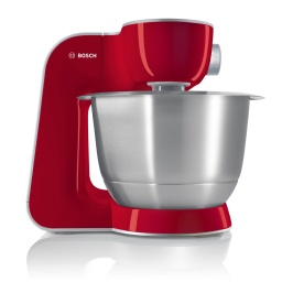 Robot de Cocina Bosch MUM58020 1000W con Accesorios - Color Rojo