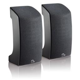 Parlantes USB 2.0 Multilaser SP093 Negro