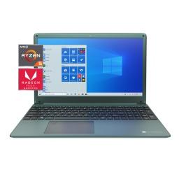 Notebook Gateway GWTN156 AMD Ryzen 5 3450U 8 GB 256 GB SSD 15.6'' FHD Radeon Vega 8 Graphics Win 10 - Verde