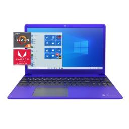 Notebook Gateway GWTN156 AMD Ryzen 5 3450U 8 GB 256 GB SSD 15.6'' FHD Radeon Vega 8 Graphics Win 10 - Púrpura
