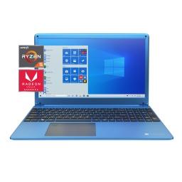 Notebook Gateway GWTN156 AMD Ryzen 5 3450U 8 GB 256 GB SSD 15.6'' FHD Radeon Vega 8 Graphics Win 10 - Azul