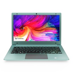 Notebook Gateway GWTN116 AMD Dual Core A4-9120E 4GB Ram 64GB SSD 11.6'' Full HD Windows 10 - Verde