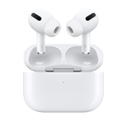 Auriculares Inalambricos Apple AirPods Pro MWP22BE/A con Micrófono y Bluetooth